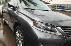 Very clean Foreign used Lexus RX 2015 350 AWD Gray