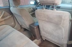 Very Clean Nigerian Used Toyota Camry 2001 Gold