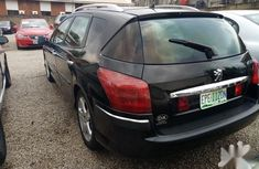 Nigerian Used Peugeot 407 2005 Black