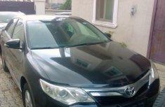 Nigerian Used Toyota Camry 2016 Black