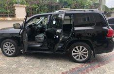 Neat Nigerian used Lexus LX 570 2010 Black