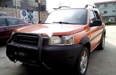 Selling 2002 Land Rover Freelander suv / crossover automatic in good condition
