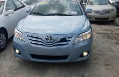 Sell well kept blue 2010 Toyota Camry automatic at price ₦3,200,000