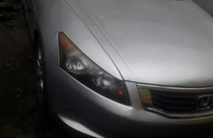 Clean Tokunbo Honda Accord 2005 Automatic Gray