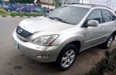 Sell cheap grey/silver 2004 Lexus RX suv / crossover automatic at mileage 0