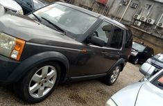 Nigerian Used Land Rover LR3 2006 Grey