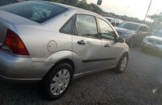 Clean Nigerian Used Ford Focus 2001 Model