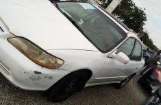 Nigerian Used Honda Accord 1998 White