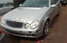 Sell used 2006 Mercedes-Benz E500 at price ₦1,400,000