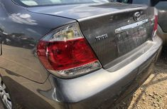 Clean Foreign used Toyota Camry 2006 Gray