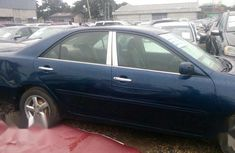 Neat Foreign  used Toyota Camry 300 GLX Automatic 2002 Blue