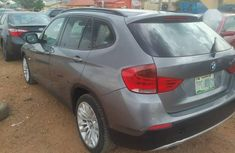 Well Maintained Nigerian used  BMW X1 2012 xDrive18d Silver