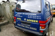 Foreign Used Volkswagen Transporter 1998 Bus