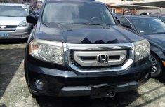 Sell used black 2008 Honda Pilot suv / crossover at cheap price