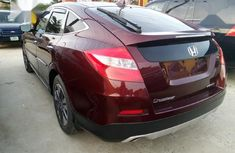Foreign Used Honda Accord CrossTour 2013 Red