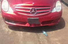 Selling red 2009 Mercedes-Benz R-Class suv / crossover automatic in Lagos