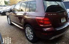 Used Mercedes-Benz GLK-Class 2008 Brown Colour