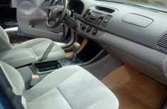 Clean Foreign Toyota Camry 2004 Blue
