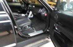 Clean Tokunbo Land Rover Range Rover Vogue 2015 Black