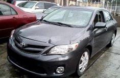 Best priced grey/silver 2012 Toyota Corolla sedan automatic