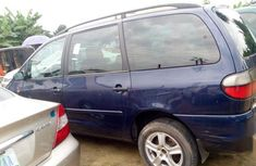 Super Clean Foreign used Volkswagen Sharan 2002 Blue