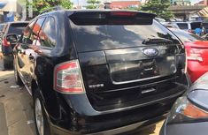 Foreign Used Ford Edge 2008 SE 4dr AWD (3.5L 6cyl 6A) Black