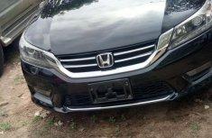 Neatly Used Tokunbo Honda Accord 2015 Black