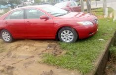 Neat Foreign used Toyota Camry 2009 Red