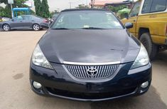 Used black 2005 Toyota Solara automatic car at attractive price