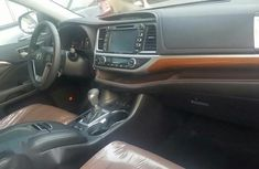 Super Clean Foreign used Toyota Highlander 2019 Limited Brown
