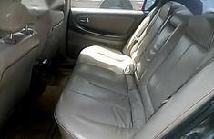 Super Clean Nigerian used Nissan Maxima 2001 QX Automatic Gray