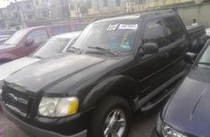 Clean black 2002 Ford Explorer automatic for sale at price ₦1,800,000