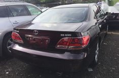 Foreign Used Lexus ES 2005 330 Red
