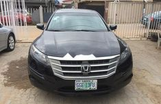 Clean black 2012 Honda Accord CrossTour automatic for sale at price ₦2,950,000