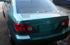 Foreign Used 2003 Toyota Corolla LE