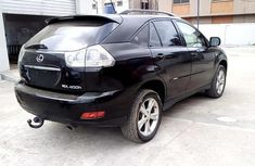 Foreign Used 2006 Lexus RX 400 in Lagos