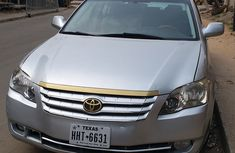 Clean Tokunbo Toyota Avalon 2007 Model for Sale