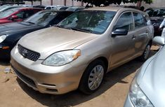 Used 2003 Toyota Matrix hatchback for sale at price ₦1,550,000 in Lagos