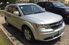 Neat Nigerian used Dodge Journey 2009 RT 4WD Gray