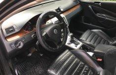Neat Nigerian used Volkswagen Passat 2007 Black