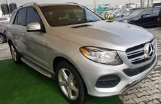 Selling grey/silver 2016 Mercedes-Benz GLE at cheap price