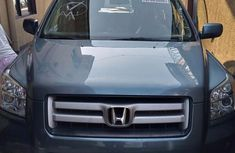 Foreign Used Honda Pilot 2006 EX 4x4 (3.5L 6cyl 5A) Blue