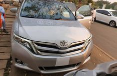 Clean Tokunbo Used Toyota Venza 2013 Model  Silver
