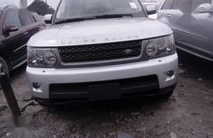 Clean Tokunbo Used Rover 2000 2011 Silver