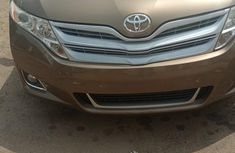 Super Clean Tokunbo Used Toyota Venza AWD 2011 Model Brown