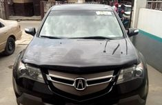 Best priced black 2008 Acura MDX automatic in Lagos