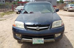 Sell well kept blue 2003 Acura MDX suv / crossover automatic
