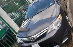 Clean Tokunbo Used Toyota Camry 2012 Model  Beige Colour