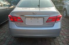 Super Clean Foreign used Lexus ES 350 2011 Silver