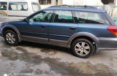 Foreign Used Subaru Outback 2.5 XT Limited Wagon 2005 Blue